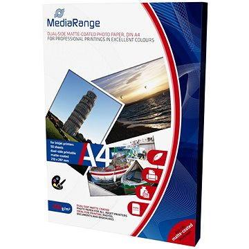 MEDIARANGE A4 50 listů, oboustranně matný (MRINK102)