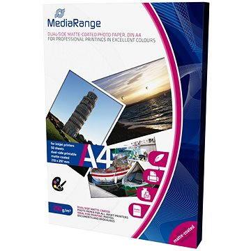 MEDIARANGE A4 50 listů, oboustranně matný (MRINK112)