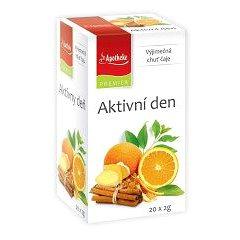Apotheke PREMIER Aktivní den čaj 20x2g (8595178200403)