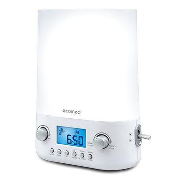 Světelný budík Ecomed WL-50E (23600)