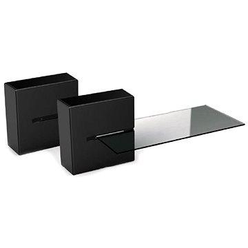 Meliconi Ghost Cubes Shelf černá (480521)