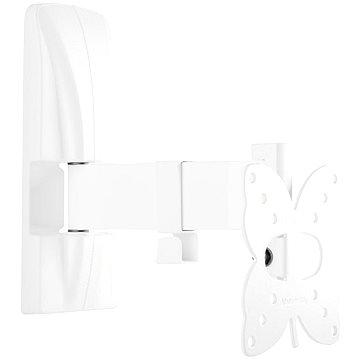 Meliconi SlimStyle 100 SR pro TV 14-25 bílý (480841)