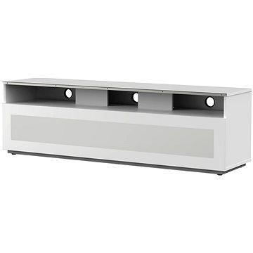 Meliconi My TV Stand 16040H Glass bílá (500408)