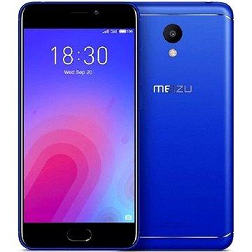 Meizu M6 32GB modrá (6937520022264) + ZDARMA Digitální předplatné Týden - roční