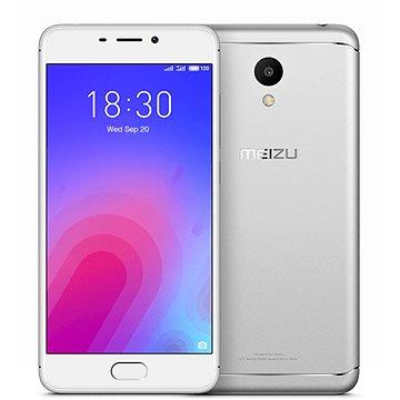 Meizu M6 3/32GB stříbrná (M711H/32GB/Silver)
