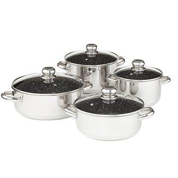 Kolimax Cerammax Pro Standard Sada nádobí 8 dílů, černá (148032)