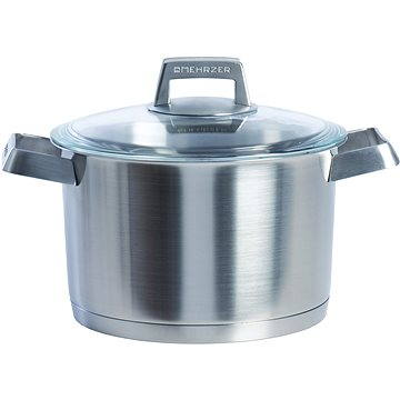Metalac Hluboký hrnec s poklicí 20 cm inox Mehrzer Konix (M2-20-1)