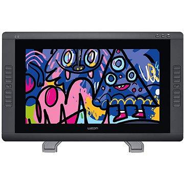 Wacom Cintiq 22HD Touch (DTH-2200) + ZDARMA Digitální předplatné Interview - SK - Roční od ALZY