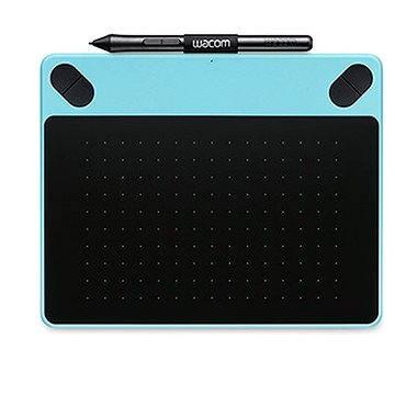 Wacom Intuos Draw Blue Pen S (CTL-490DB) + ZDARMA Digitální předplatné Interview - SK - Roční od ALZY
