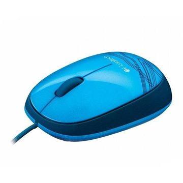 Logitech Mouse M105 modrá (910-003105)