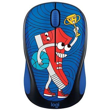 Logitech Doodle Sneaker (910-005050) + ZDARMA Herní podložka A4tech X7-200MP