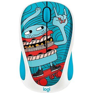 Logitech Doodle Skateburger (910-005052) + ZDARMA Herní podložka A4tech X7-200MP