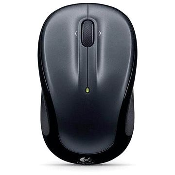 Logitech Wireless Mouse M325 Dark silver (910-002142)