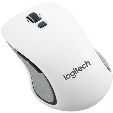 Logitech Wireless Mouse M560 šedo-bílá (910-003913)