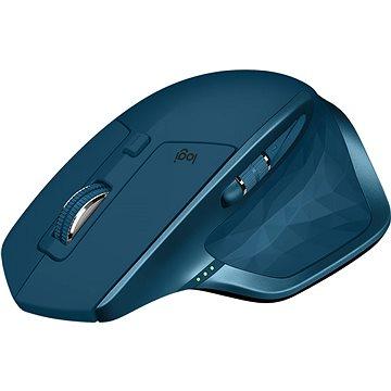 Logitech MX Master 2S Midnight Teal (910-005140) + ZDARMA Herní podložka A4tech X7-200MP