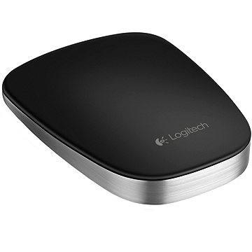Logitech Ultrathin Touch Mouse T630 černá (910-003836) + ZDARMA Herní podložka A4tech X7-200MP