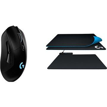 Logitech G703 LIGHTSPEED + PowerPlay podložka