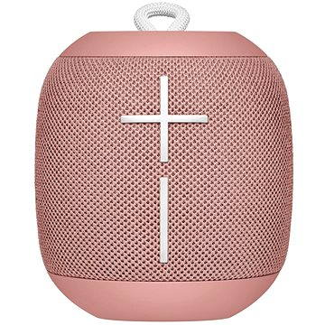 Logitech Ultimate Ears WONDERBOOM Cashmere Pink (984-000854) + ZDARMA Bezdrátový reproduktor Logitech Ultimate Ears WONDERBOOM Cashmere Pink
