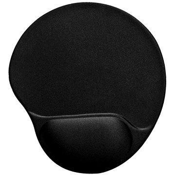 Gembird Ergo černá (MP-GEL-BLACK)