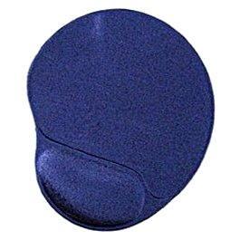 Gembird Ergo gelová, modrá (MP-GEL-B)