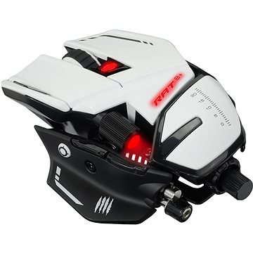 Mad Catz R.A.T. 8+ white (MR05DCINWH000-0)