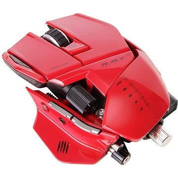 Mad Catz R.A.T. 9 červená (MCB437090013/02/1)