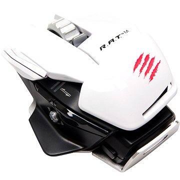 Mad Catz R.A.T. M bílá (MCB437100001/04/1)