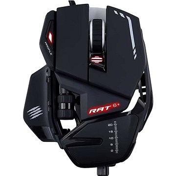 Mad Catz R.A.T. 6+ černá (MR04DCINBL000-0)
