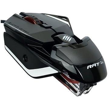 Mad Catz R.A.T. 2+ černá (MR02MCINBL000-0)