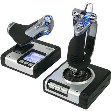 Saitek X52 Flight Stick (PS28)
