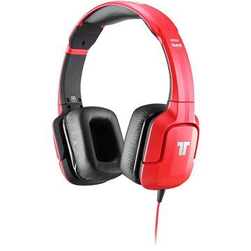 TRITTON Kunai Stereo Headset Made for Apple iPod červené (TRI903570A03/02/1)