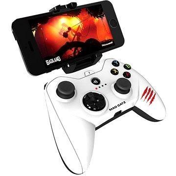 Mad Catz C.T.R.L.Ri micro Mobile Gamepad bílý (MCB312680A01/04/1)