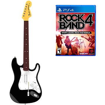 Mad Catz Rock Band 4 PS4 Stratocaster (RB491268ES02/01/1)