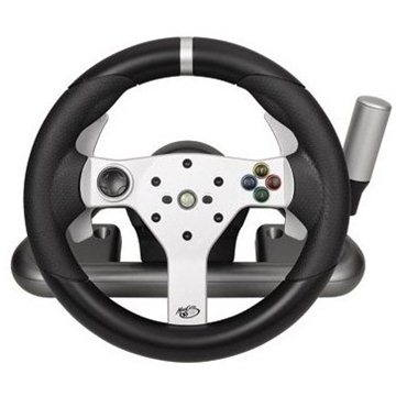 Mad Catz Xbox 360 Officially Licensed Wireless Force Feedback Wheel (MCB47502NM02/02/1)