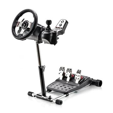 Wheel Stand Pro for Logitech G29/G920/G27/G25 Racing Wheel - DELUXE V2 (stG7)