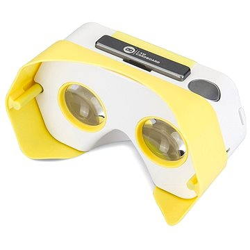 I AM CARDBOARD DSCVR žluté (DSCVRyellow)