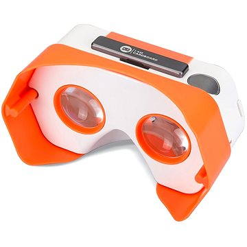 I AM CARDBOARD DSCVR oranžové (DSCVRorange)