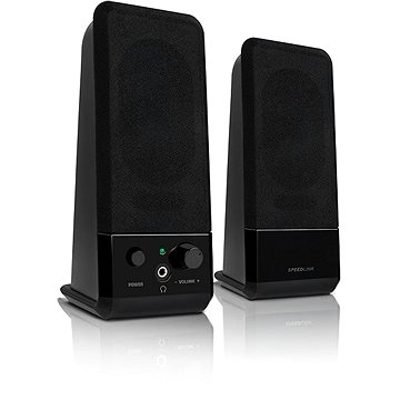SPEED LINK EVENT Stereo Speakers black (SL-8004-BK)
