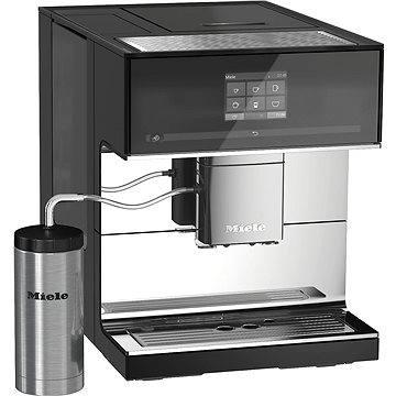 Miele CM 7500 černá (29750020OE1) + ZDARMA Zrnková káva AlzaCafé 250g Čerstvě pražená 100% Arabica