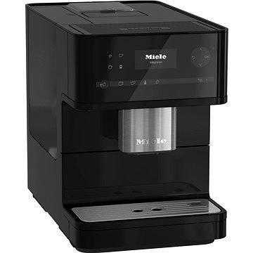 Miele CM 6150 černá (29615020A) + ZDARMA Zrnková káva AlzaCafé 250g Čerstvě pražená 100% Arabica