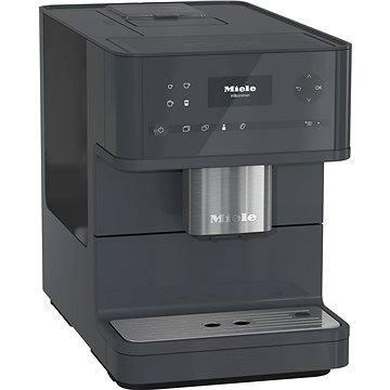 Miele CM 6150 šedá (29615030A) + ZDARMA Zrnková káva AlzaCafé 250g Čerstvě pražená 100% Arabica