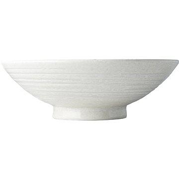 Made In Japan Ramen mísa White Star 25 cm 1,2 l (C3796)