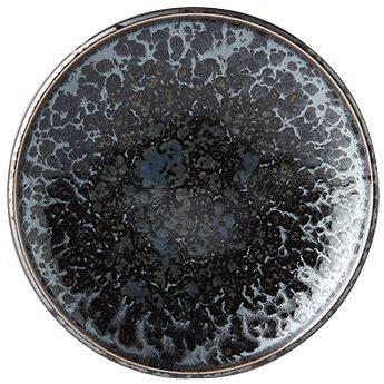 Made In Japan Mělký předkrmový talíř Black Pearl 17 cm (C8070)