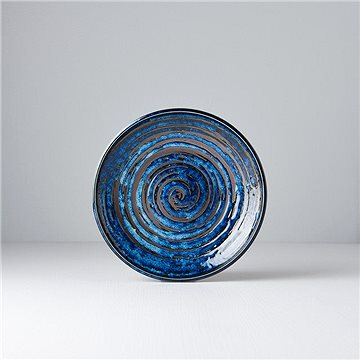 Made In Japan Copper Swirl 20 cm, mělký (C3760)