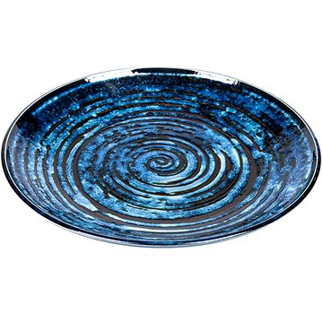 Made In Japan Copper Swirl 25 cm, mělký (C3803)