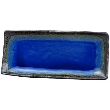 Made In Japan Talíř na sushi a sashimi Cobalt Blue 29 x 12 cm (C7169)