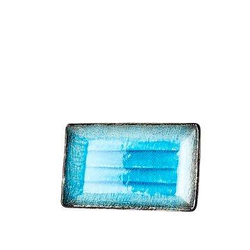 Made In Japan Sky Blue 21,5 x 13 cm, na sushi (C7018)