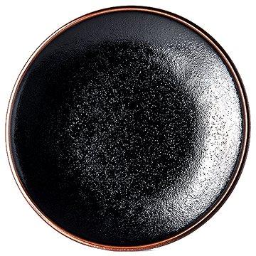 Made In Japan Tenmokku 25 cm, mělký (C2452)