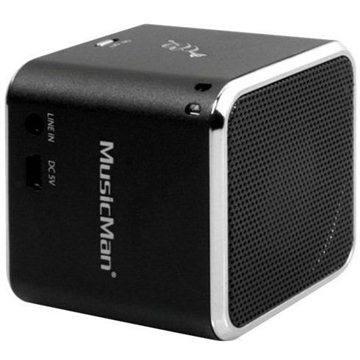 TECHNAXX MusicMan Mini černý (3527)