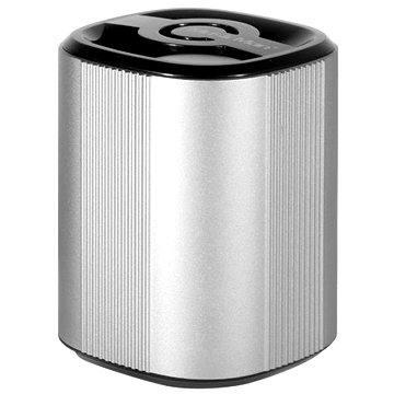 TECHNAXX MusicMan Grenade Soundstation X4 stříbrný